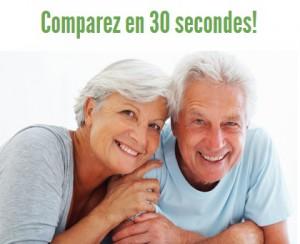 Comparez mutuelle senior