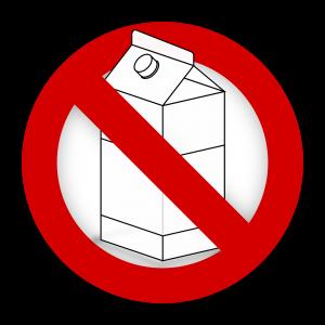 Régime sans lactose