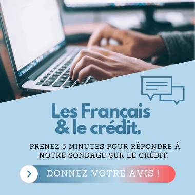 Sondage Les Français et le Crédit